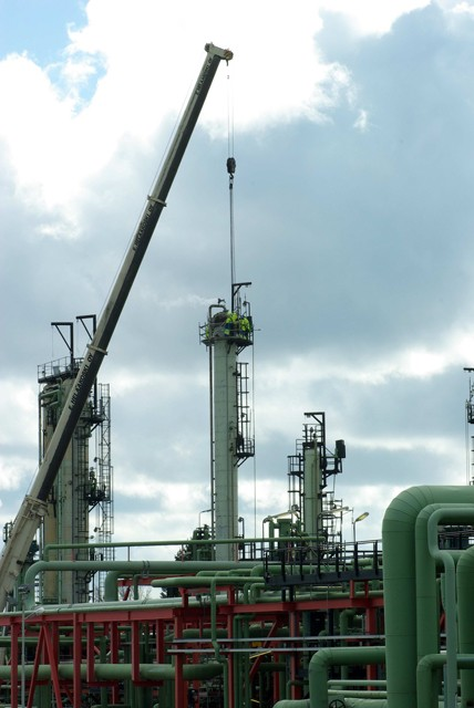 Nostokohde: Naantali, Neste Oil Oyj