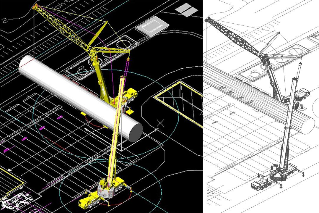 Nostosuunnitelmat - 3D ja CAD